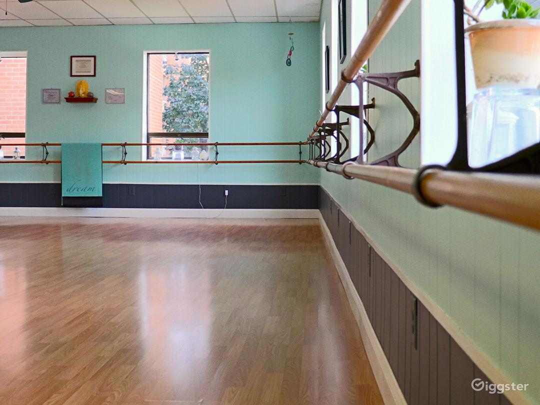 Spacious Sun Drenched Dance Studio  Photo 1