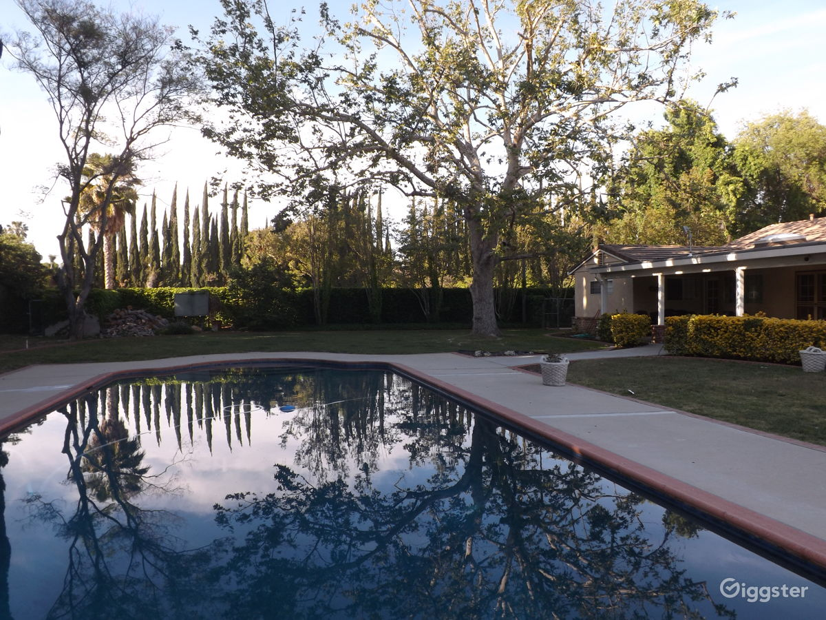 rent la secluded vacation pool estate filming house mansion or