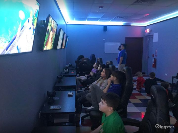 State of the Art Gaming Room Photo 5