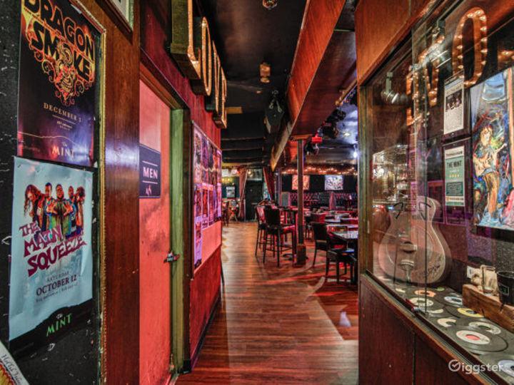 Iconic Music Venue in LA Photo 5