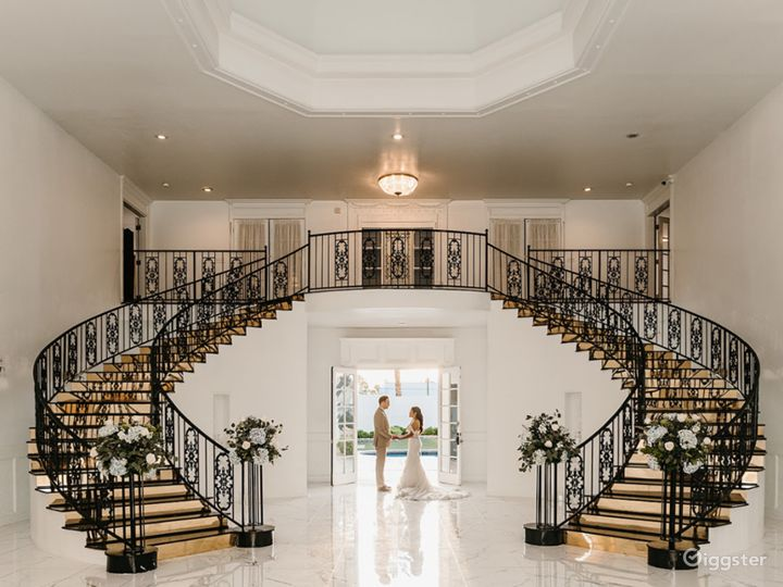 A Grand Staircase Venue for Special Events  Photo 2