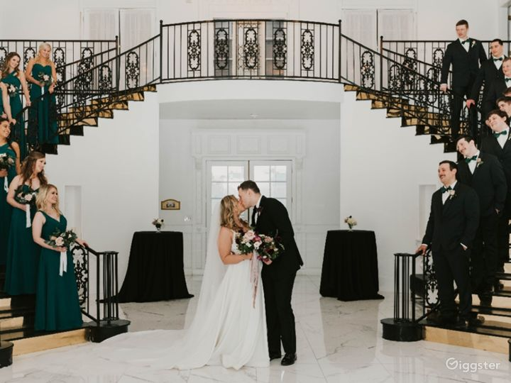 A Grand Staircase Venue for Special Events  Photo 5