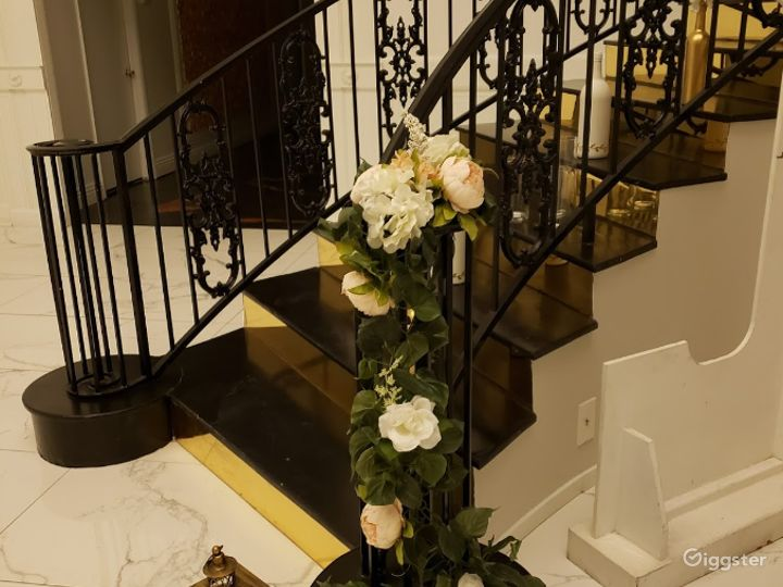 A Grand Staircase Venue for Special Events  Photo 3