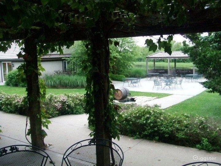 Vineyard Winery Venue - Outdoor Space Photo 5