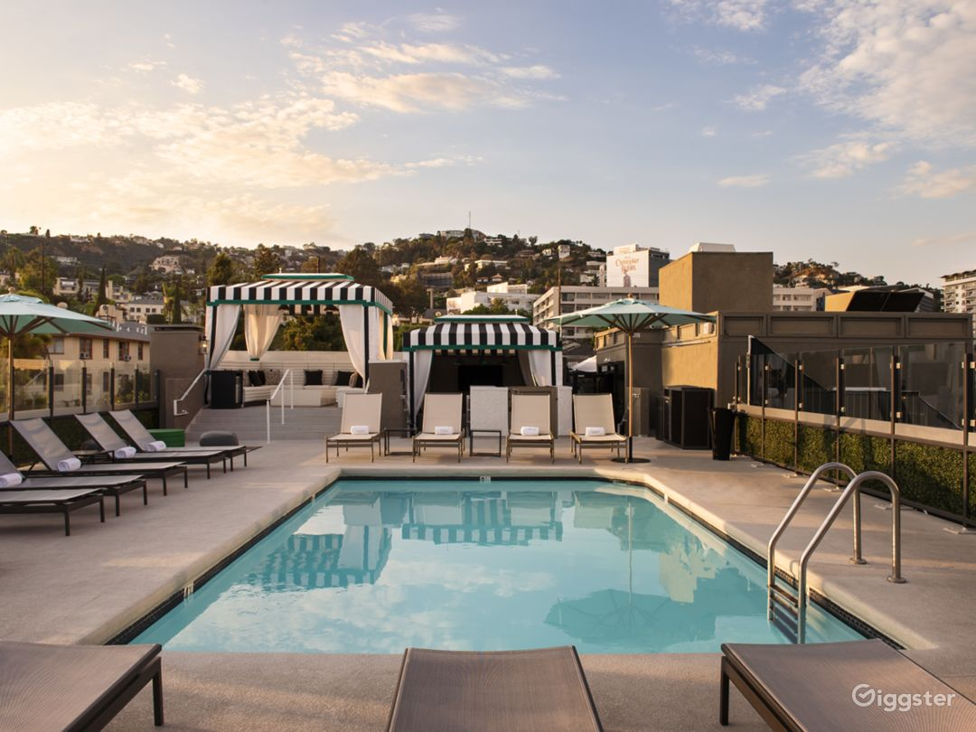 Chic Hotel West Hollywood Photo 1