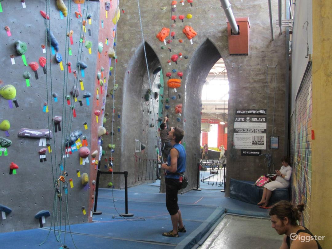 Climbing gym: Location 5013 Photo 1