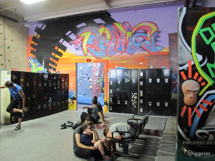 Climbing gym: Location 5013 Photo 5