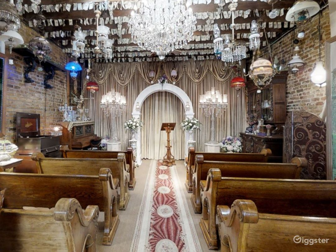 Wedding Chapel in the Historic French Quarter Photo 1