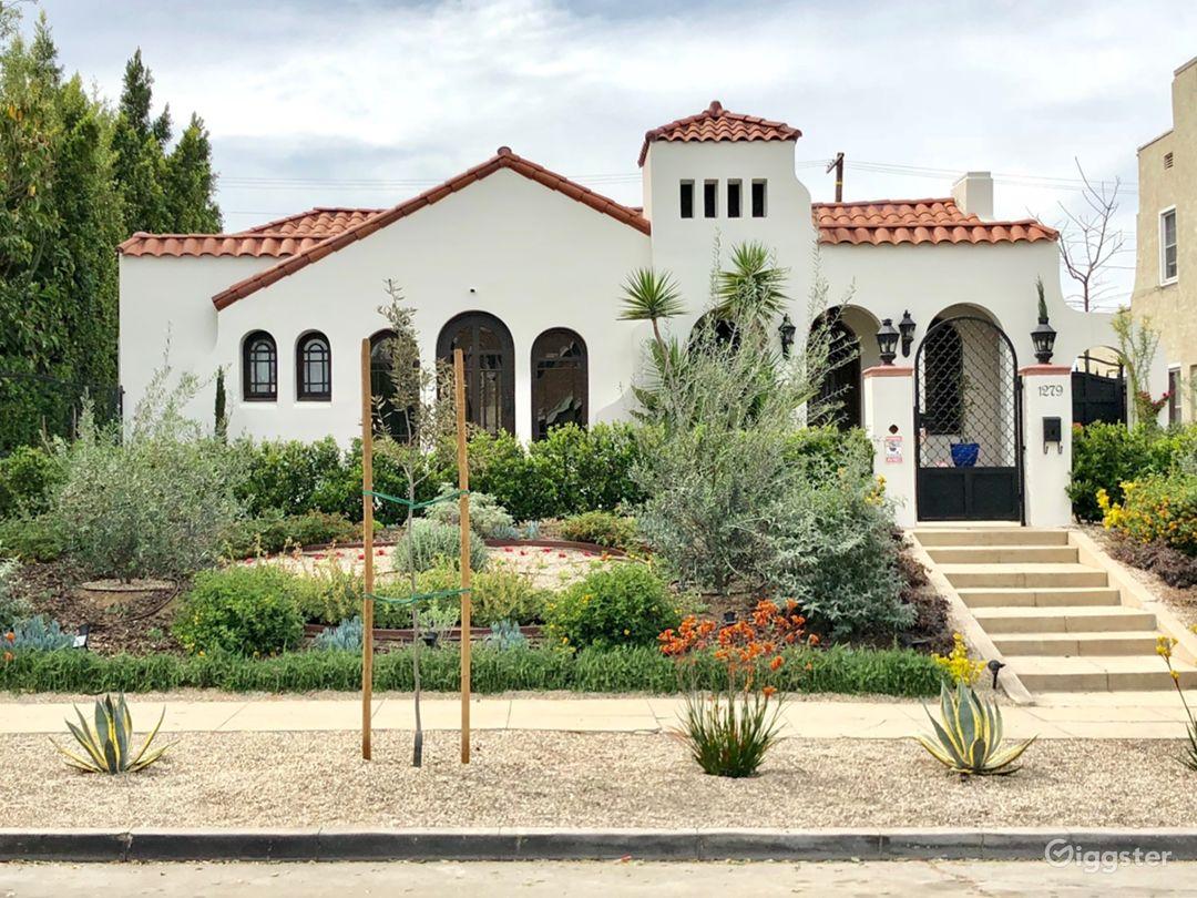 Beautiful Spanish Revival home on HUGE lot! Photo 1