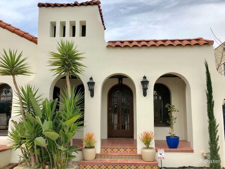 Beautiful Spanish Revival home on HUGE lot! Photo 3