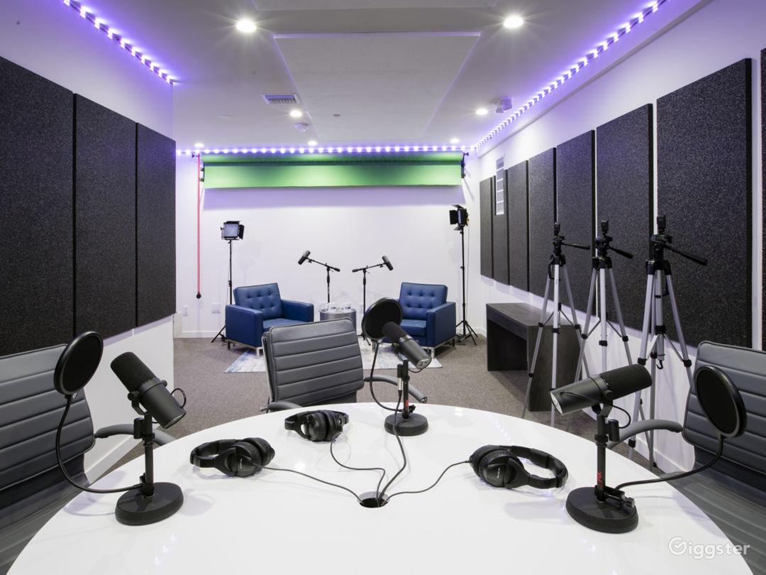 Podcast Room  Photo 3