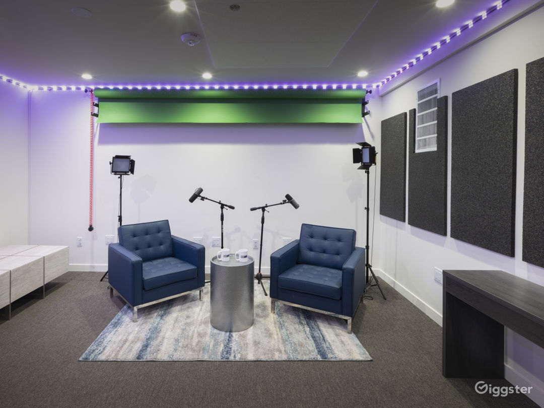Podcast Room  Photo 4