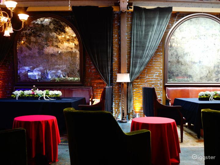 7,500 sq.-foot DTLA eclectic versatile space