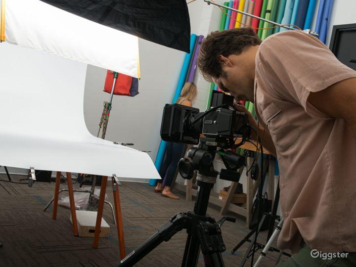 Studio Three – White Box Photo 4
