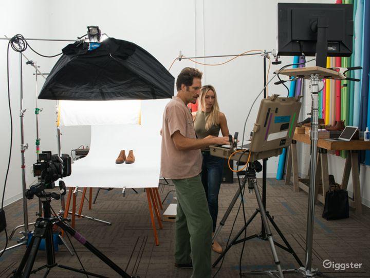 Studio Three – White Box Photo 2