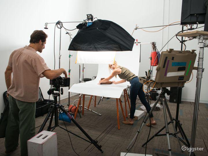 Studio Three – White Box Photo 3