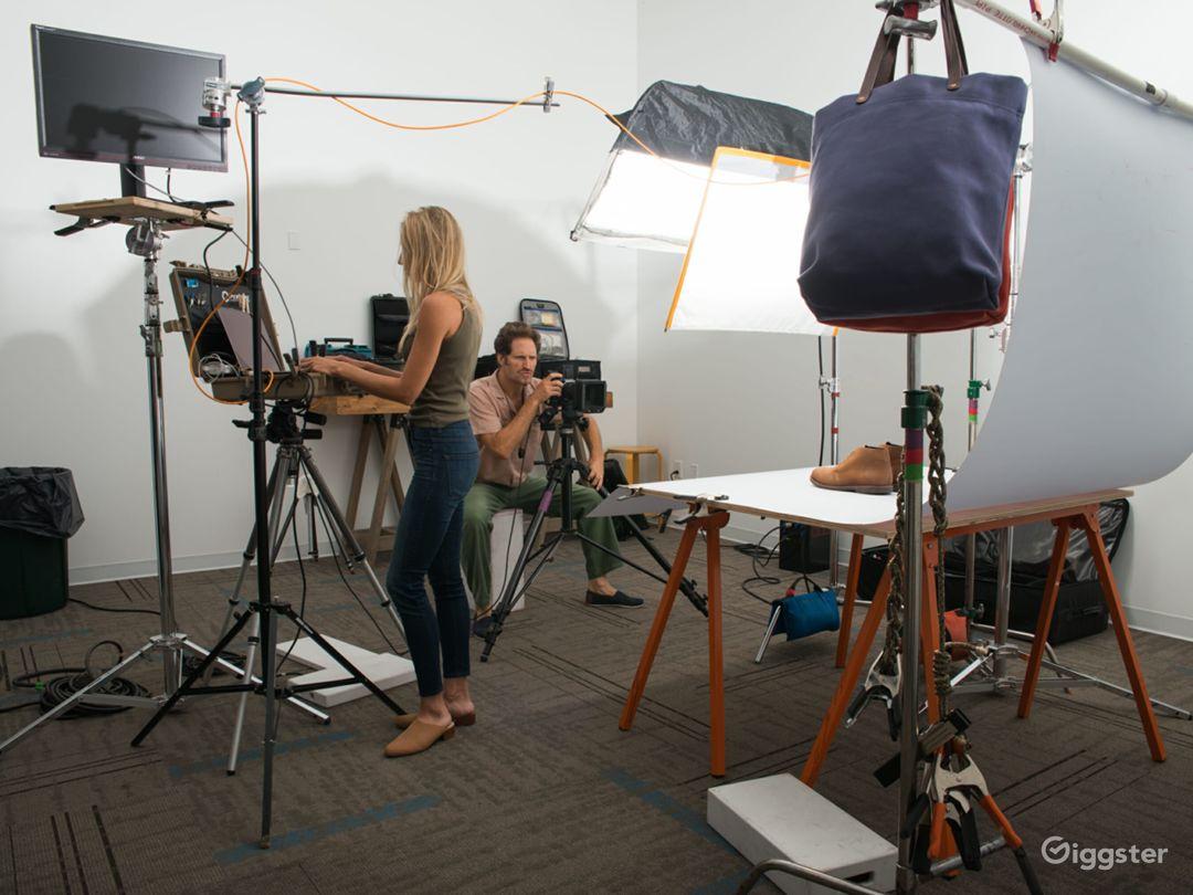 Studio Three – White Box Photo 1
