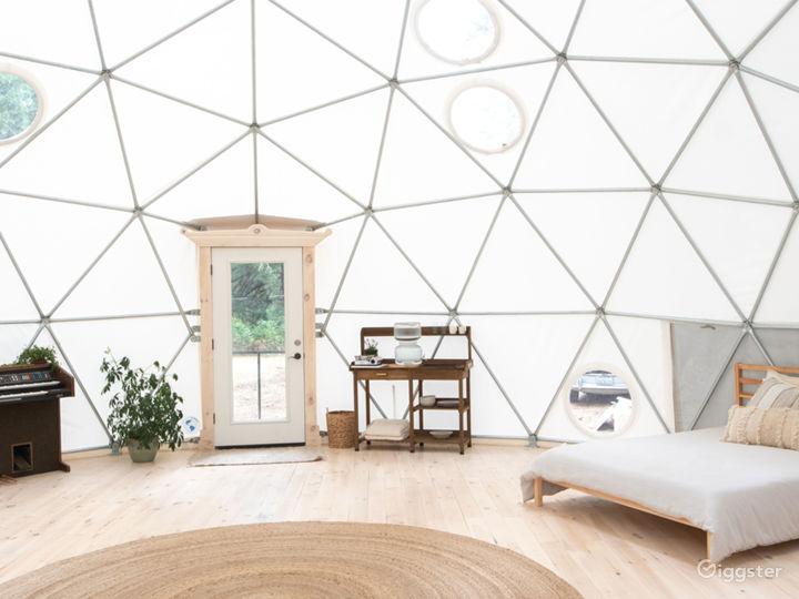 30' Unique Dome