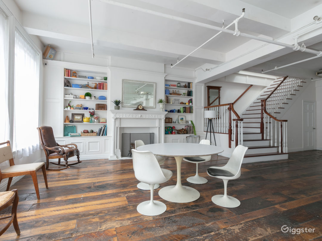 Manhattan Loft for Shoots and Events Photo 1