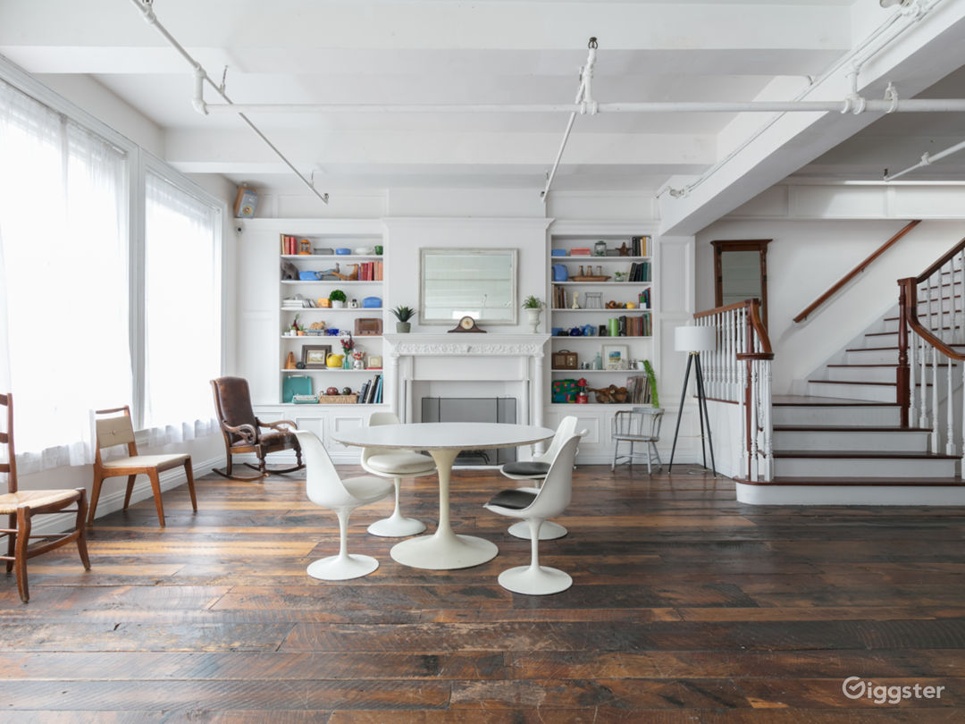 Manhattan Loft for Shoots and Events Photo 2