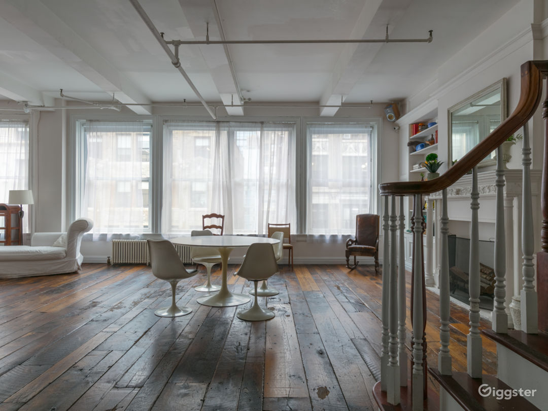 Manhattan Loft for Shoots and Events Photo 3