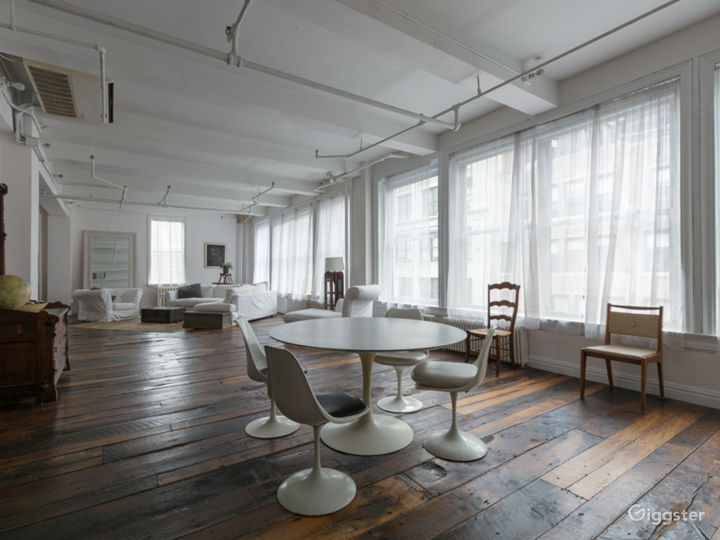 Manhattan Loft for Shoots and Events Photo 5