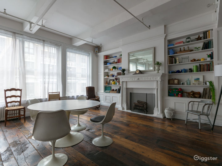 Manhattan Loft for Shoots and Events Photo 4