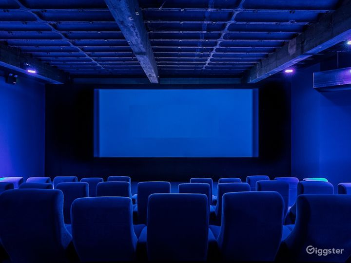Elegant Private Cinema in London with up to 60 guests capacity Photo 2