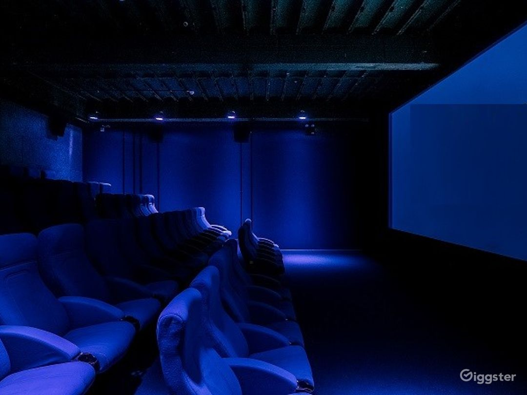 Elegant Private Cinema in London with up to 60 guests capacity Photo 1