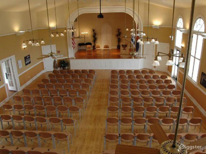 Elegant Wedding Ceremony At The Sanctuary Photo 3