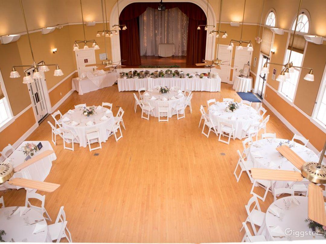 Elegant Wedding Ceremony At The Sanctuary Photo 1