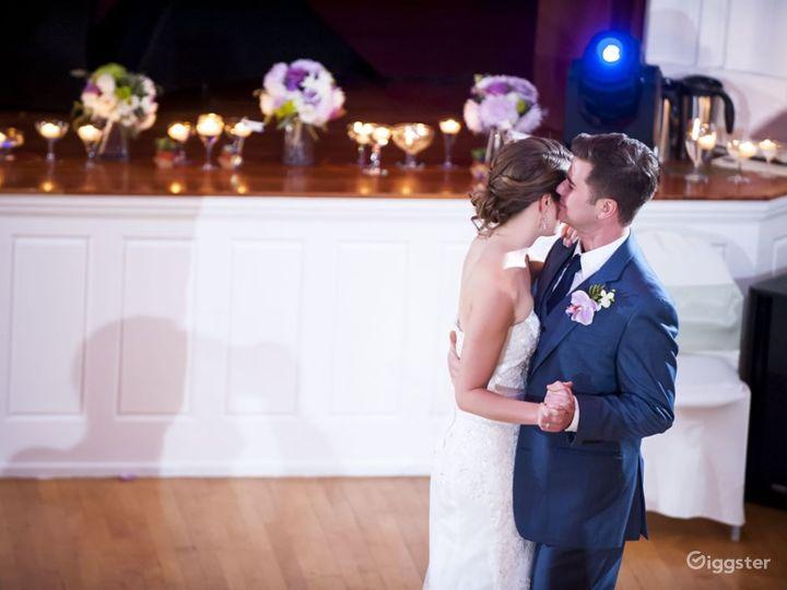 Elegant Wedding Ceremony At The Sanctuary Photo 5