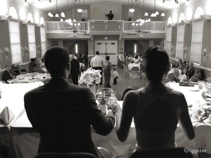 Elegant Wedding Ceremony At The Sanctuary Photo 4