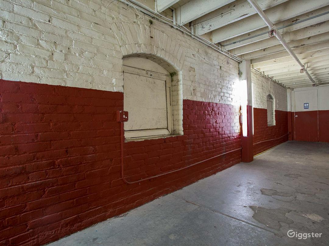 Warehouse Panic Room Photo 3
