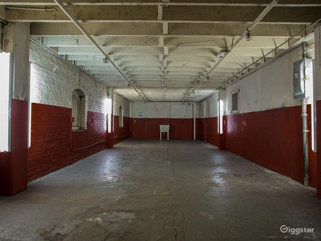 Warehouse Panic Room Photo 1
