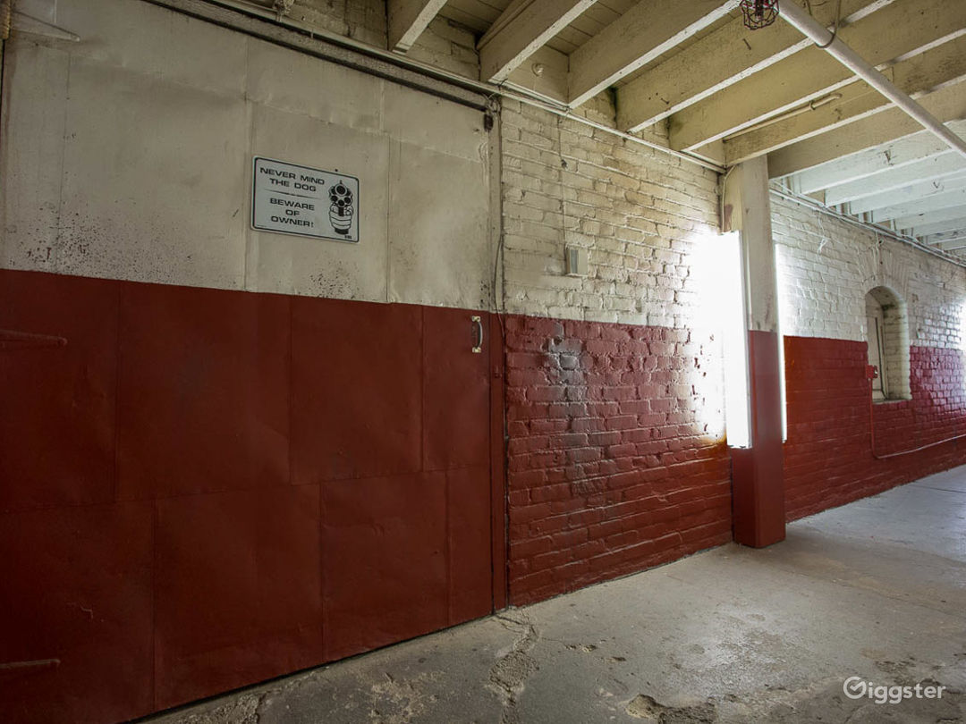 Warehouse Panic Room Photo 2