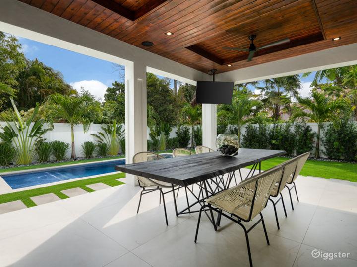 A Modern Miami Paradise Photo 5