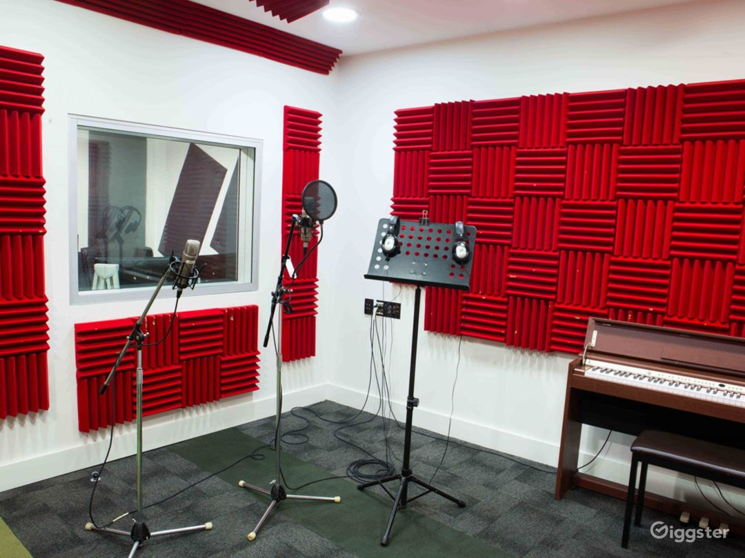 Audio Recording Suite for Music and Production Photo 1