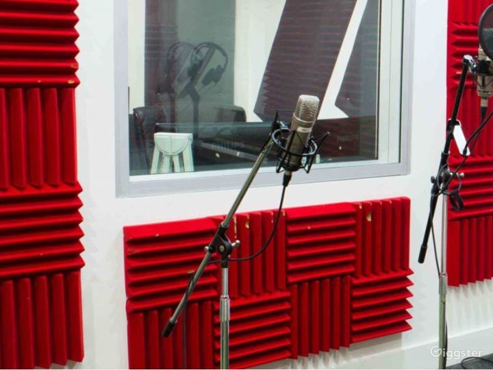 Audio Recording Suite for Music and Production Photo 3