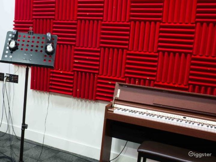 Audio Recording Suite for Music and Production Photo 5