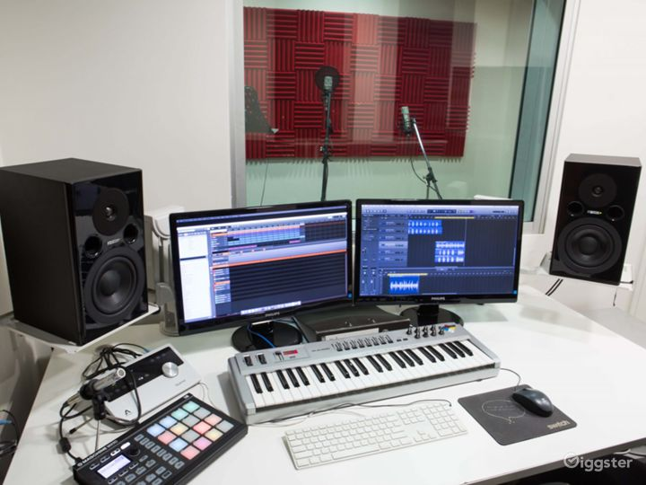 Audio Recording Suite for Music and Production Photo 4
