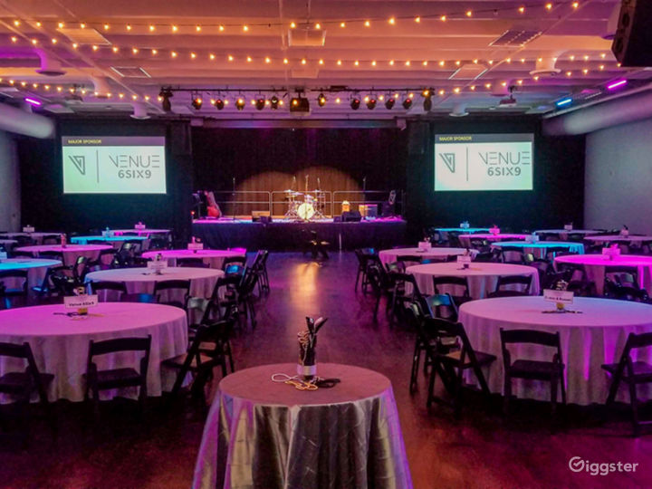 8000 Sq Ft Event Space in Downtown SLC Photo 2