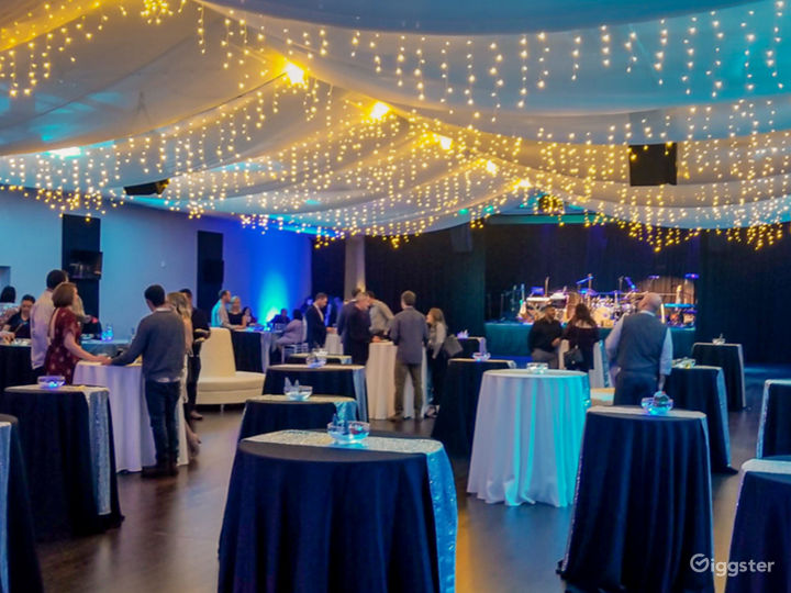 8000 Sq Ft Event Space in Downtown SLC Photo 5