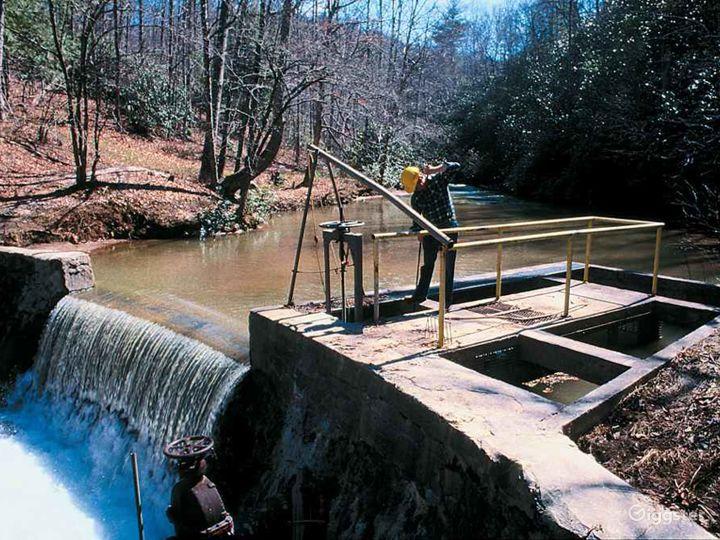 Estatoah Dam Photo 2