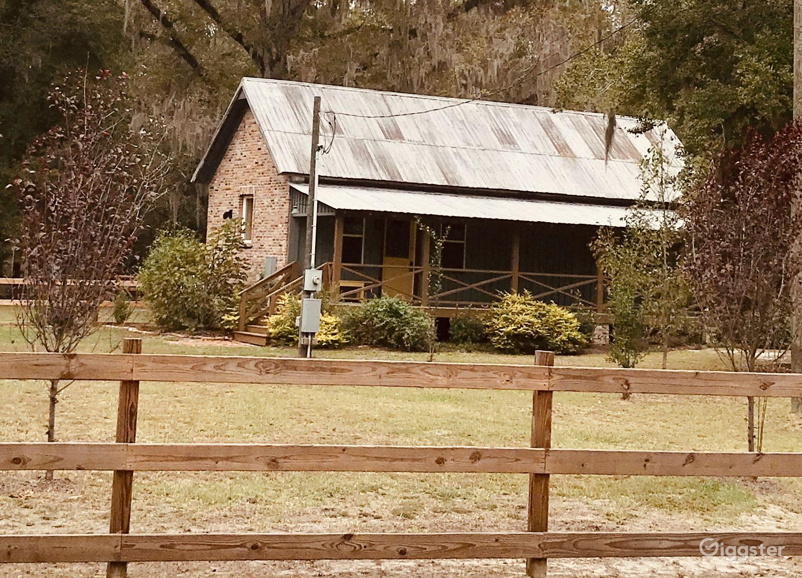 Minimalist Farmhouse Cabin Photo 1
