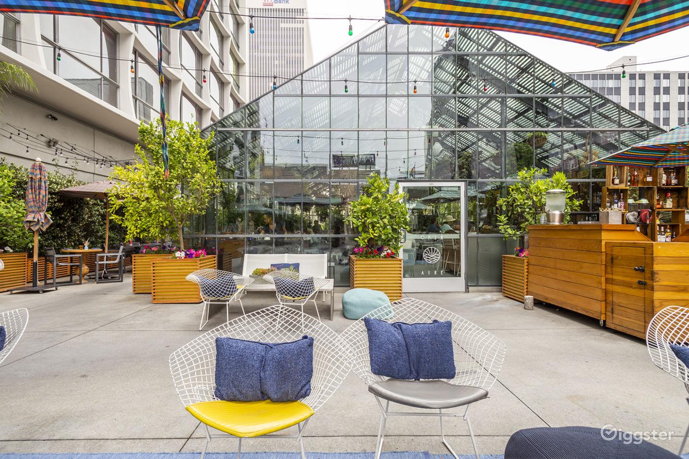 Greenhouse Hotel near Wilshire Center Los Angeles Rental