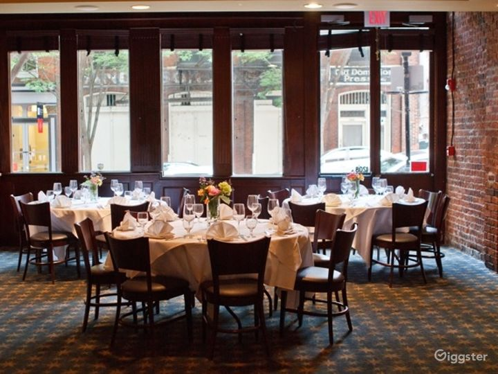 The Boat Room Elegant and Intimate at Richmond Photo 4