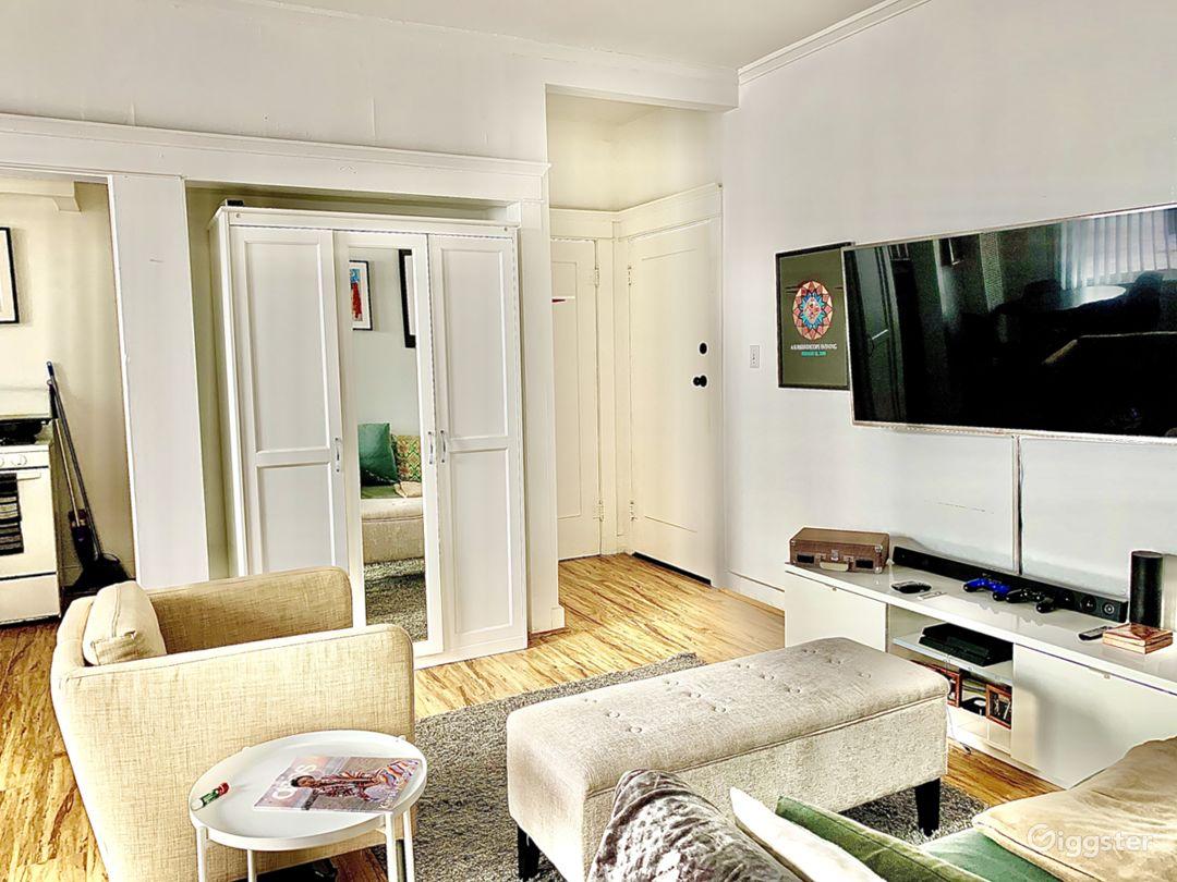 Stylish Long Beach one bedroom apartment. Photo 2