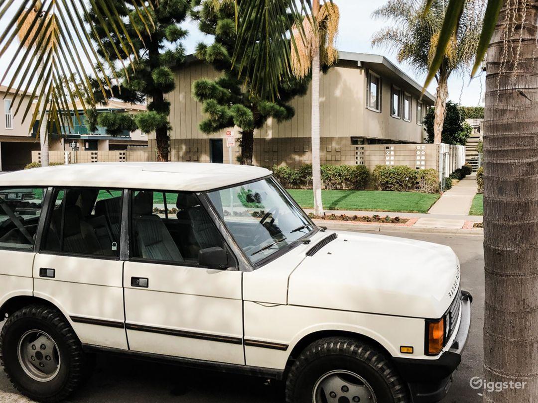1989 Range Rover Classic  Photo 2