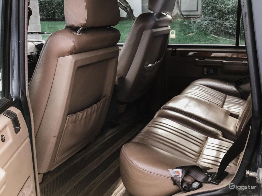 1989 Range Rover Classic  Photo 4